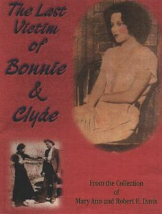 Book about Bonnie and Clyde's association with Blanche Barrow