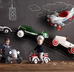 Vintage Pedal Plane | Riding Toys | Restoration Hardware Baby & Child