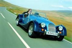 Morgan Sports Car