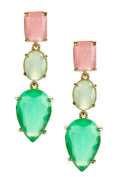 gumdrop gems earrings on HauteLook