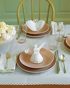 Paper-Plate Angels | Step-by-Step | DIY Craft How To's and Instructions| Martha Stewart