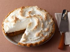 Old-Fashioned Sweet Potato Pie from FoodNetwork.com