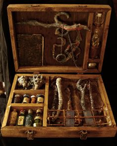 Witches brewing case