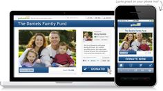 GoFundMe.com Personal  Charity Online Fundraising Websites that WORK!