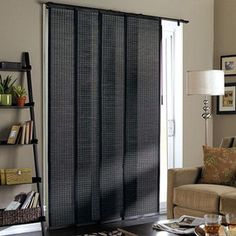 Charming Curtains Sliding Door, Curtains For Sliding Doors, Blinds Sliding Door . ...