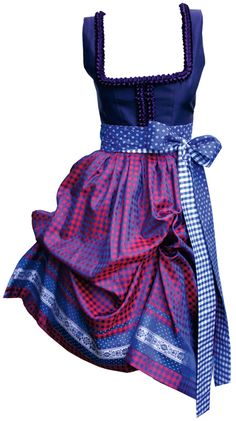 I really love this dirndl.