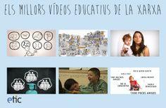 """Els millors vídeos educatius de la xarxa - """"Los mejores vídeos educativos de la red"""""""