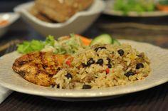Black Beans and Rice main dishmeat, black beans, wwwmennonitegirlscancookca, mennonit cook, bean bean, recip, side dish, rice black