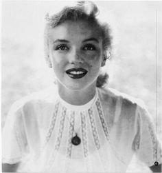 Actress Marilyn Monroe (1926-1962), date unknown.