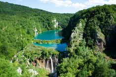 the national, waterfalls, lakes, croatia, national parks, blog, place, travel destinations, plitvic lake