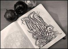 Featured Illustrator: The Super Talented Irina Vinnik | Design Shard