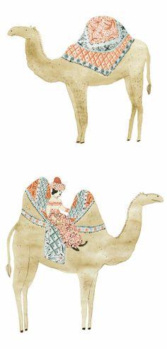 Vikki Chu: Camels
