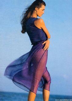 favourit supermodel, 1980s model