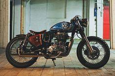 '11 Royal Enfield 500 – MotoVida Cycle Inc.