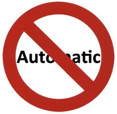 no_automatic
