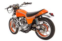 Convert your XS650 into an X75 look-a-like