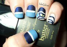 Seattle Seahawks Nails