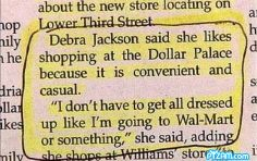 Dollar Palace vs WalMart funny picture