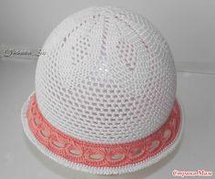crochet spring hats on Pinterest Crochet Hats, Hat ...