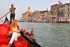 Most Visited Place Around The World-Venice Tourist Attractions