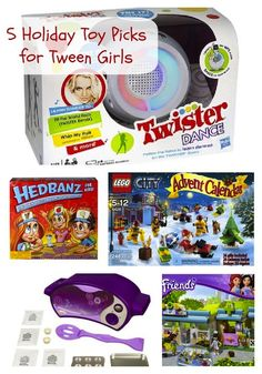 Holiday Toys For Tweens At Target: 5 Picks For Girls