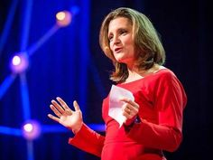 Chrystia Freeland: The rise of the new global super-rich | Video on TED.com