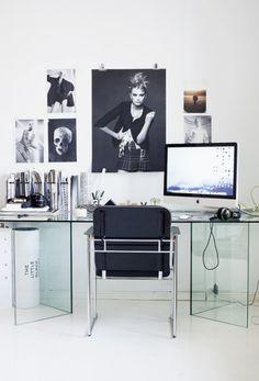 #HomeOffice #Classy #Clean