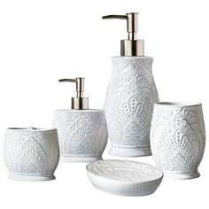 Target Home™ Glaze Bath Collection - White