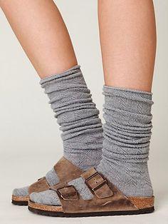 Leather sandal - Birkenstock