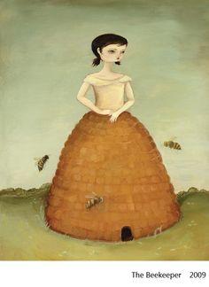 Emily Winfield Martin - The Beekeeper, 2009
