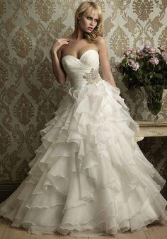 Allure Bridals 8862