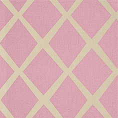 Plum/Putty Diamond Fabric | Serena & Lily