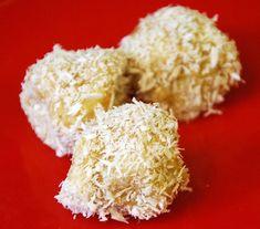 Nutty Banana Coconut Bites #paleo