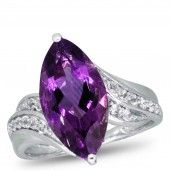 #Amethyst (February) Collection By Samuels Jewelers