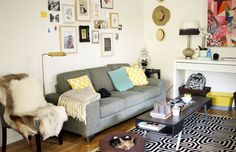 Remove personal items (photos, pet bed, etc.) and neutralize your interiors when staging your home for sale.