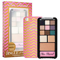 Too Faced - Jingle All the Way   #sephora