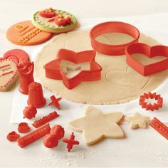 Do-It-Yourself Cookie Cutters #williamssonoma