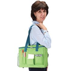 Files-And-All Teacher Caddy- A must have for keeping your things organized between home and school!