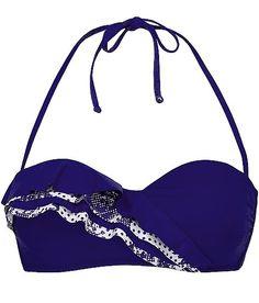 Becca American Beauty Swimwear Top
