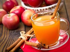 Recipe for Health: Hot Apple Cider With Orange Peel, Cinnamon & Cloves appl cider, drink, hot appl, apple cider