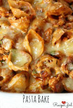 Baked Pasta #recipe
