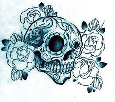 90 Nine Tattoo Designs - New School Tattoo Designs