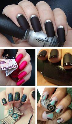 Loving Matte Nails