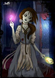 Belle in the dark