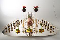 Denmark Meat Platter. Bocuse d'Or.