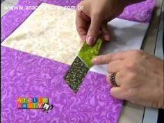▶ Dica Ana Cosentino: Capa de Caderno (Ateliê na TV 04/09/2012) - YouTube