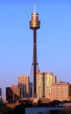 Sydney Tower, Sydney, Australia