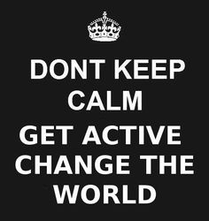 LOVE THIS ! Keep Calm ? Not me. I am ExCiTeD ! I've lost 21 pounds now by taking ACE Appetite Control & Energy ! Whatever the OPPOSITE of couch potato is...I'M THAT now ! Get ACE !