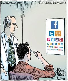 ☤ MD ☞☆☆☆ More Eye Care Cartoons: http://www.pinterest.com/mediamed/eyecare-cartoons/ Check our board for ☤ MD ☞☆☆☆ Eyecare Cartoons on MediaMed: http://www.pinterest.com/mediamed/eyecare-cartoons/ #humor #ophthalmology #ophtalmologie [Updated Eye Chart. Dan Piraro.]