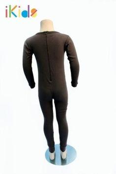 Escape Proof Zip in Back Pajamas PJ's Sleeper Clothing #iKidsFashion